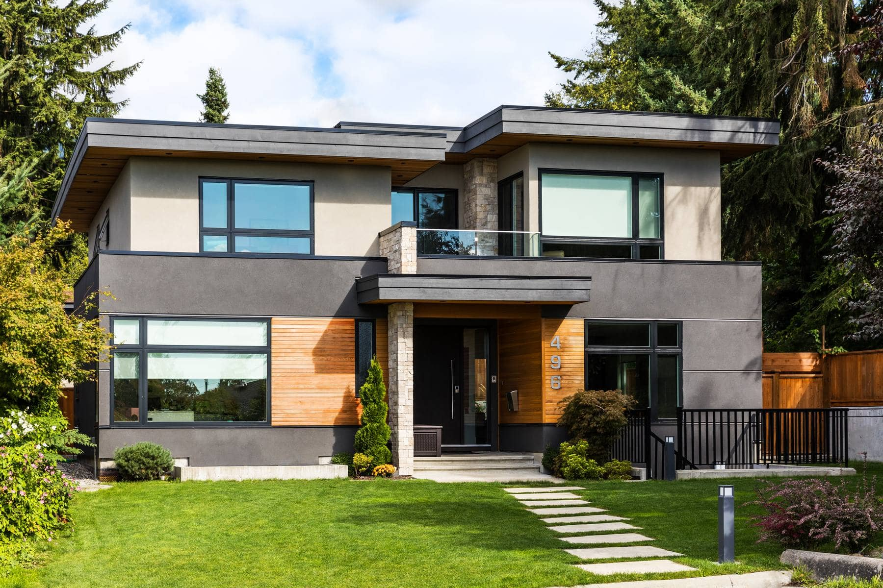 Upper lonsdale residential architect vancouver for Residential architect
